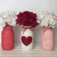 Romantic diy valentine decorations ideas 14