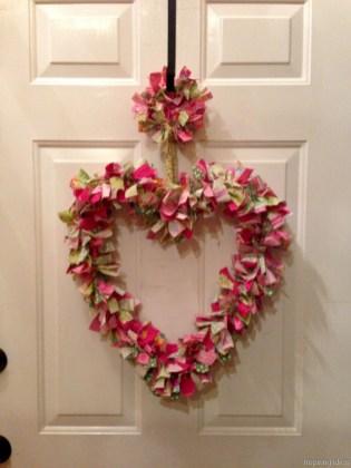 Romantic diy valentine decorations ideas 35