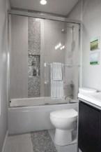 Stunning attic bathroom makeover ideas on a budget 03