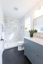 Stunning attic bathroom makeover ideas on a budget 11
