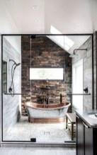 Stunning attic bathroom makeover ideas on a budget 15
