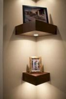Stunning corner shelves decoration ideas 03