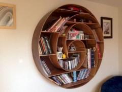 Stunning corner shelves decoration ideas 08