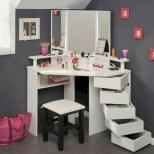 Stunning corner shelves decoration ideas 42