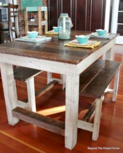 Stunning diy pallet furniture design ideas (27)