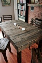 Stunning diy pallet furniture design ideas (3)