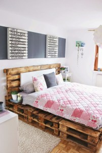 Stunning diy pallet furniture design ideas (5)
