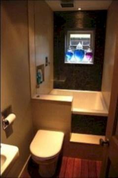 Totally brilliant tiny house bathroom design ideas (36)