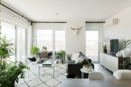 Totally inspiring small apartment decorating ideas on a budget 27