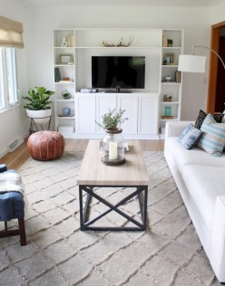 Totally inspiring small apartment decorating ideas on a budget 31