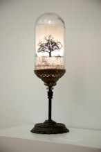 Vintage victorian lamp shades ideas for your bedroom (30)