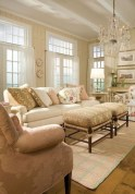 Beautiful french country living room ideas 10