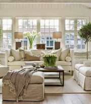 Beautiful french country living room ideas 12