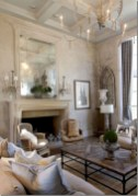 Beautiful french country living room ideas 13