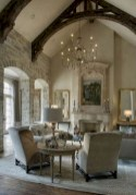 Beautiful french country living room ideas 39