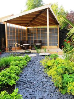 Beautiful rock garden landscaping ideas 09