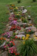 Beautiful rock garden landscaping ideas 38