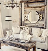 Brilliant diy rustic home decorating ideas 40