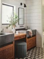 Cool attic bathroom remodel ideas 21