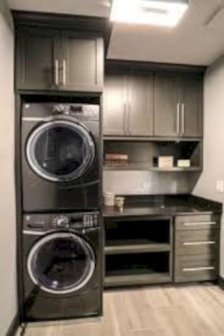 Creative small laundry room organization ideas 06