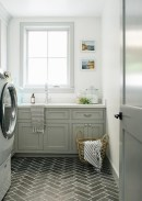 Creative small laundry room organization ideas 10