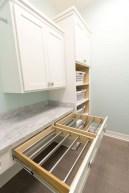 Creative small laundry room organization ideas 33