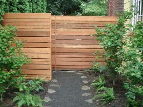 Easy and cheap backyard privacy fence design ideas 26