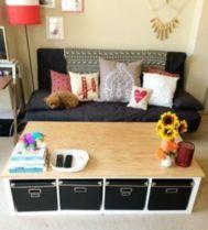 Easy diy rental apartment decoration ideas 10