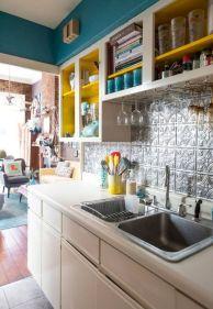 Easy diy rental apartment decoration ideas 14