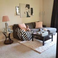Easy diy rental apartment decoration ideas 31