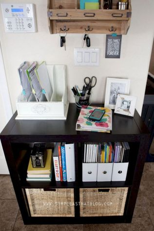 Easy diy rental apartment decoration ideas 34