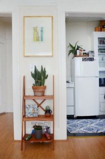 Easy diy rental apartment decoration ideas 40