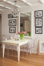 Genius small dining room table design ideas 11