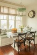 Genius small dining room table design ideas 18