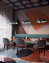 Genius small dining room table design ideas 26