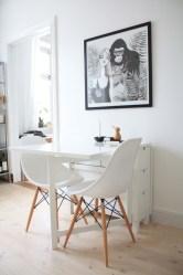 Genius small dining room table design ideas 33