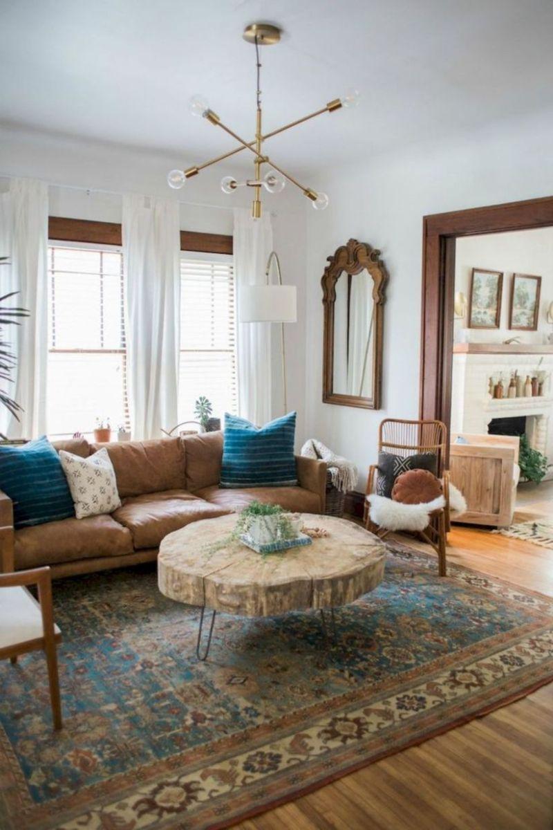 Mid century modern living room furniture ideas 08