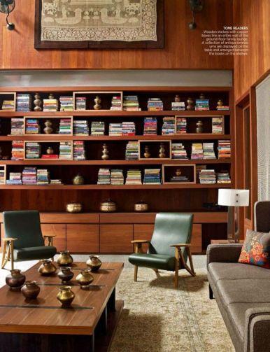 Mid century modern living room furniture ideas 14