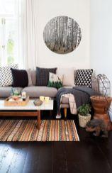 Mid century modern living room furniture ideas 26