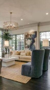 Mid century modern living room furniture ideas 29