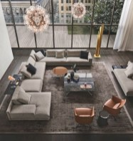 Minimalist living room design trends ideas 14