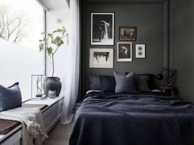 Modern scandinavian bedroom designs ideas 01