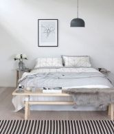 Modern scandinavian bedroom designs ideas 27