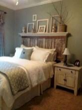 Romantic shabby chic bedroom decorating ideas 36