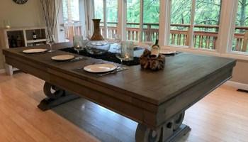 43 Elegant Farmhouse Living Room Design Decor Ideas - Round Decor