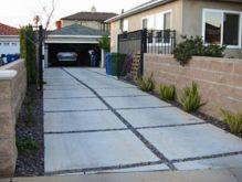 Stunning front yard entrance path walkway landscaping ideas 14