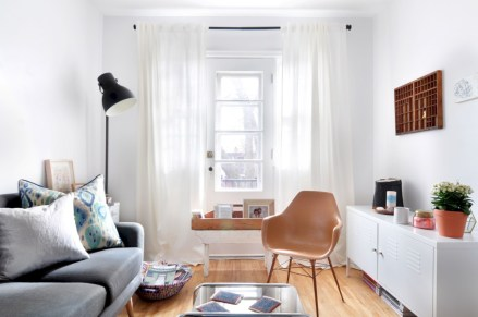 Stylish apartment studio decor furniture ideas 10