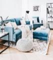 Stylish apartment studio decor furniture ideas 40