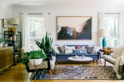 Totally inspiring boho living room ideas 08