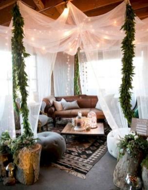 Totally inspiring boho living room ideas 14